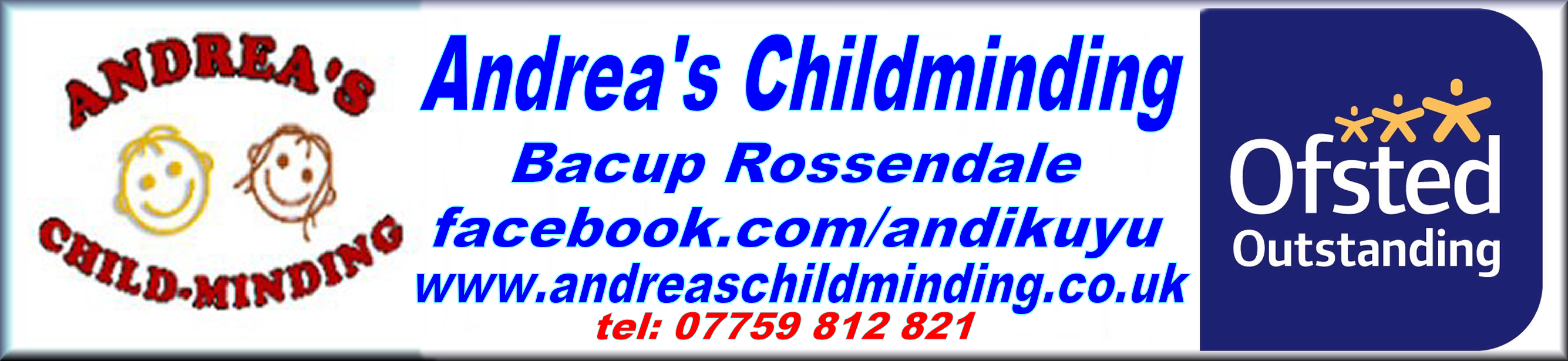 Andreas Child Minding Bacup
